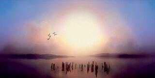 """Bild """"Dawn"""" (2008), auf Keilrahmen"""