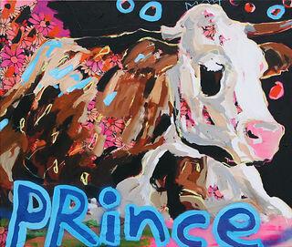 "Bild ""Prince"" (2020) (Unikat)"