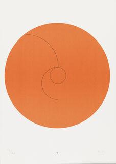 """Bild """"Constellations V"""" (1974)"""