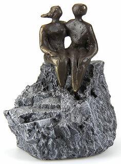 """Skulptur """"Gemeinsamkeiten"""""""