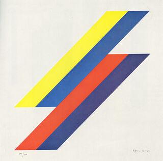 """Bild """"Ohne Titel"""" (1967-73)"""
