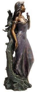 """Skulptur """"Essence"""", Bronze"""