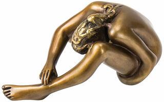 """Skulptur """"Innocentia"""", Bronze"""