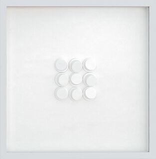 """Bild """"Goodbye White Sky"""" (2019) (Unikat)"""