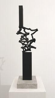 """Skulptur """"Drehung XV"""" (2020)"""