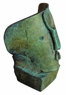 """Skulptur """"Kleiner Bonaparte"""" (1998)"""