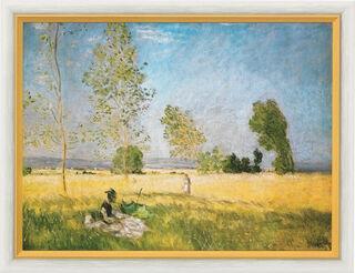 "Bild ""Sommer"" (1874), gerahmt"