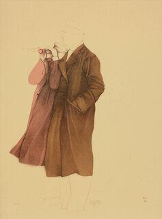 "Bild ""Osservatori"" (1981), ungerahmt"