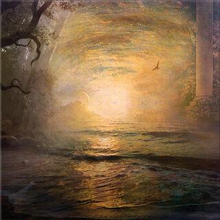 """Bild """"The Four Seasons: Autumn"""", auf Keilrahmen"""