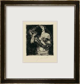 "Bild ""Umarmung"" (1915)"