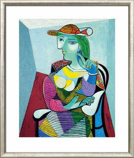 """Bild """"Portrait Marie-Thérèse Walter"""" (1937), gerahmt"""