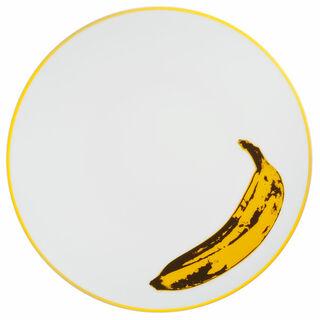 """Porzellanteller """"Banana"""""""